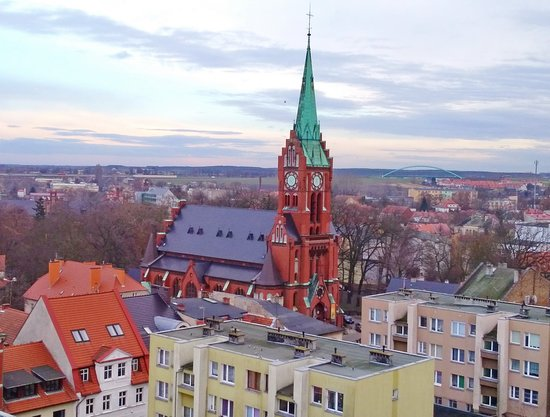 Koscioł Najswietszej Maryi Panny Krolowej Polski