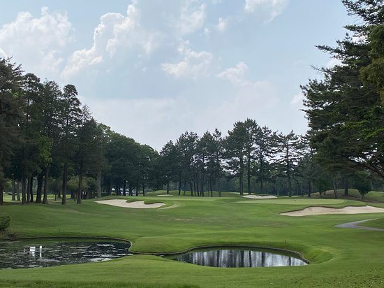 Narashino Country Club King and Queen Course