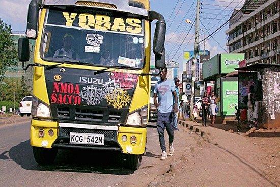 Halve dag stadswandeling door Nairobi ...