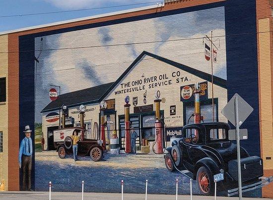 Steubenville Murals