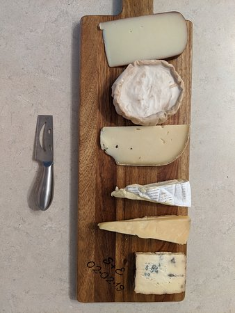 Cheese + Cheers in a Box