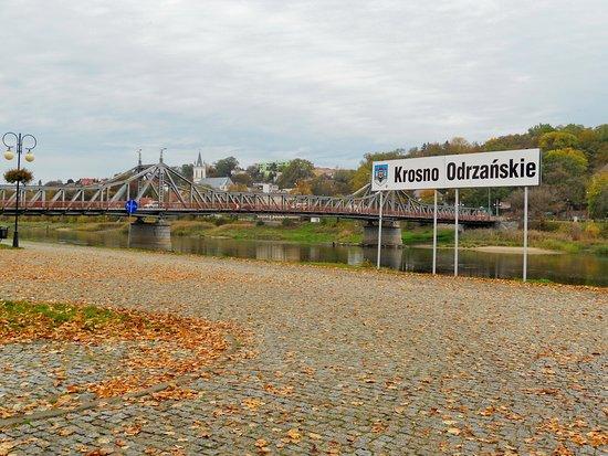 Most nad Odrą