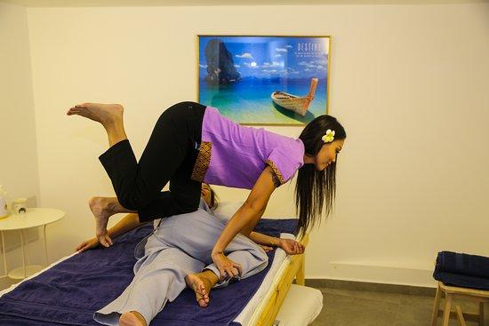 منطقة تل أبيب, إسرائيل: Traditional Thai Massage @ Tim Thai Massage