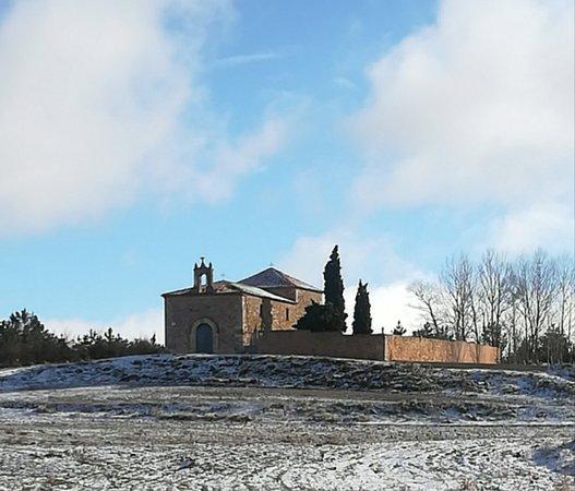 Arenillas, España: San Martín