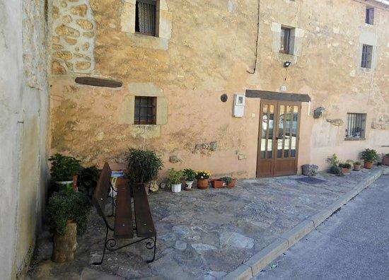 Arenillas, España: Casa Del Curato