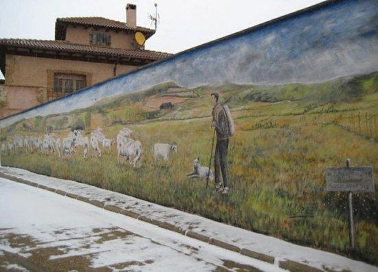 Arenillas, España: Etnográfico