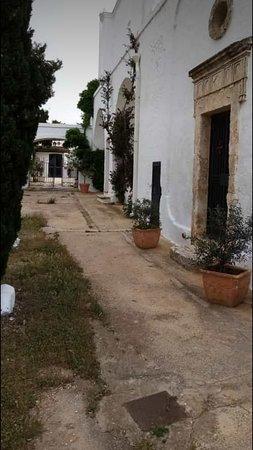 Montalbano, Itália: scorcio della masseria Parco di Castro
