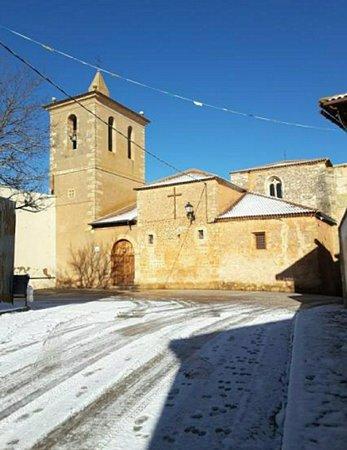 Arenillas, España: Iglesia de San Cipriano & Santa Justina
