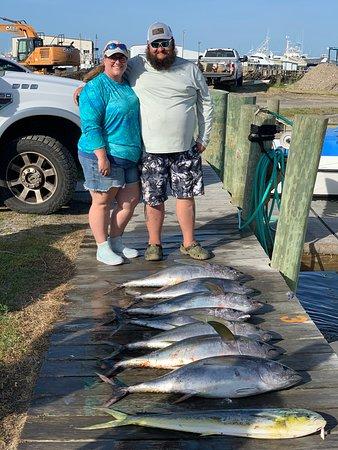 Sportfishing Charters - Tuna, Mahi, Wahoo & More Photo