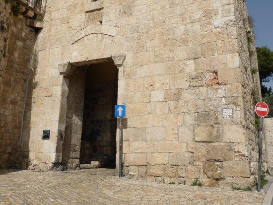 Jerusalem District, Israel: Zion gate
