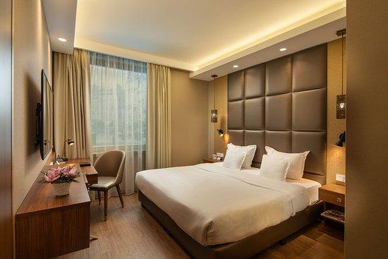 5 stjärniga hotell budapest