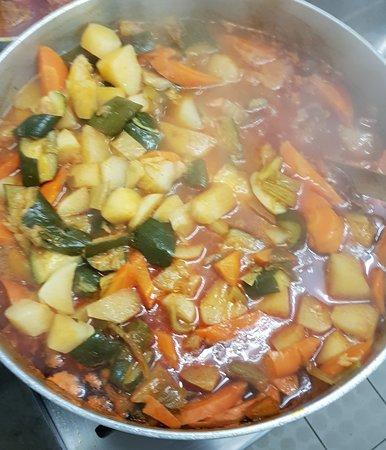 Une vraie sauce goûteuse et avec des légumes frais !! 🤩