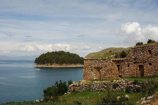 Voyage pittoresque de Cusco à Puno en...