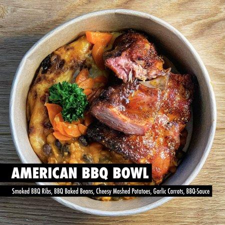 Marktredwitz, ألمانيا: American BBQ Bowl