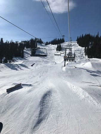 A memorable ski and snowboarding weekend in Whistler