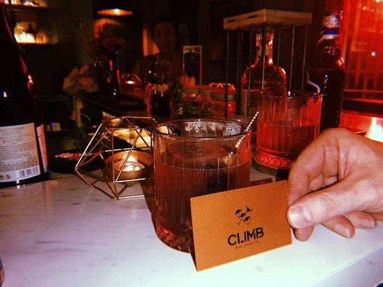 Climb - Hidden Cocktails Bar