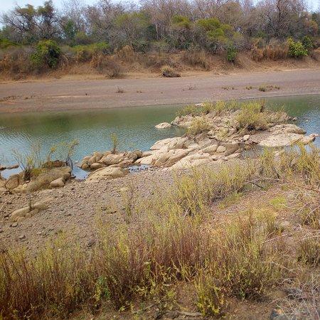 Niokolo-Koba National Park, Senegal: Le tour dans le parc