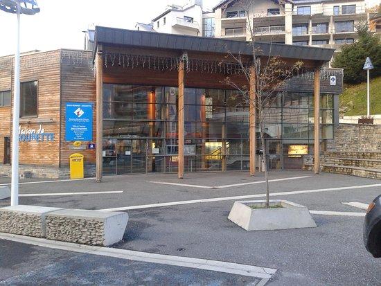 Office de tourisme des Eaux-Bonnes / Gourette