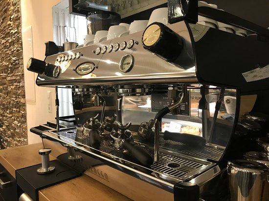Ubstadt-Weiher, Deutschland: Bester Kaffeegenuss im Wiesencafé Ubstadt.