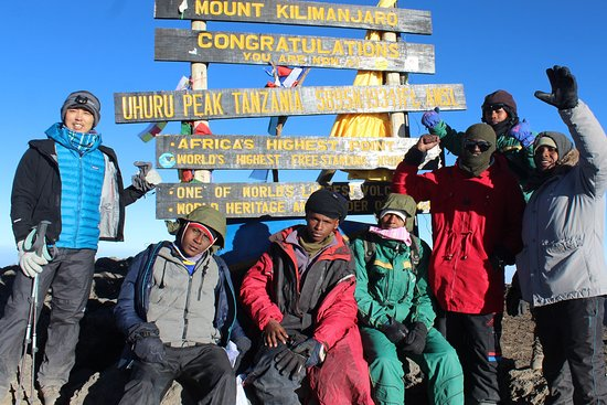 Executive Kilimanjaro Hiking, Trekking and Climbing | Rejoice Africa Tours