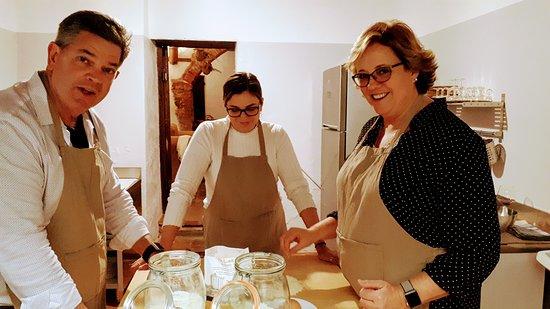 Farnetella, Italia: Home made cooking