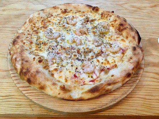 imagen Pizzas La Tana en Ribeira