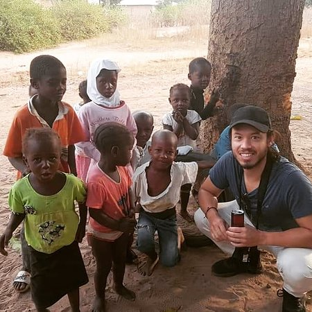Skinny Black Gambia Tours
