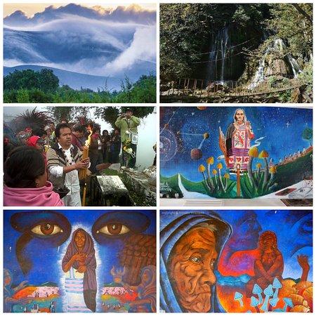 Huautla de Jimenez, Mexico: Huautla de Jiménez, un pueblo de Oaxaca que guarda íntegro su misticismo ancestral y sus tradiciones. El chamanismo y sus rituales de purificación y autoconcimiento han hecho de este lugar un refugio de viajeros sin igual... ¡Conócelo! 💜🔥🌌  www.magicadventures.com.mx #HuautlaDeJimenez #Oaxaca #ViajarEsVivir #MagicAdventures