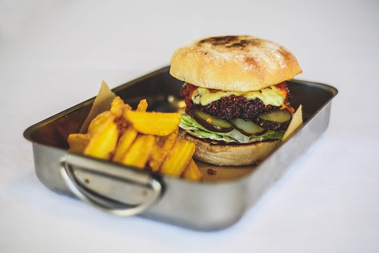 Mosonmagyarovar, Ungarn: Hamburger