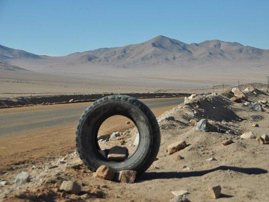 Atacama Region, Chile: Una mirada al desierto Atacama en el norte de Chile.