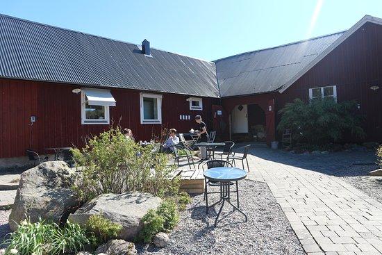 Frillesas, Thụy Điển: Vårlig entré.