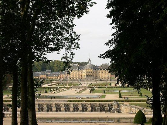 Maincy, Frankrig: Souvenirs de mes Balades --- Île de France -- Magnifique Château et Jardins de Vaux le Vicomte situé à environ 50 Kms de Paris construit au XVII Siècle pour Nicolas Fouquet surintendant de Louis XIV