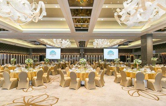 Grand Ballroom Picture Of Ayana Midplaza Jakarta Jakarta Tripadvisor