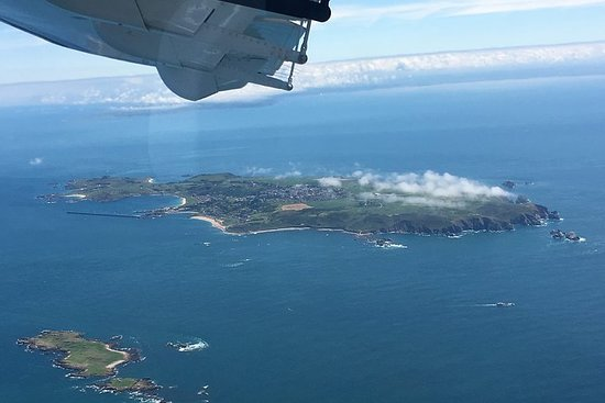 Day Trip from London to Alderney by a...