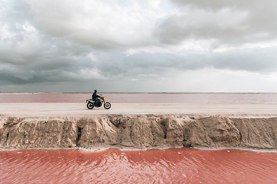 MIND-BLOWING PARADISE: Las Coloradas...