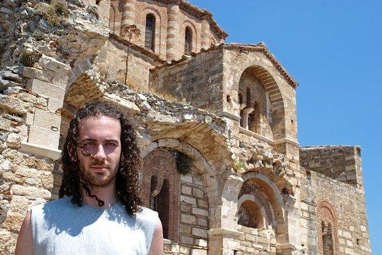 3 Days Laconia private tour: Sparta, Mystras, Mani, Diros Caves...