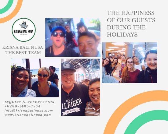 Krisna Bali Nusa Tour and Travel