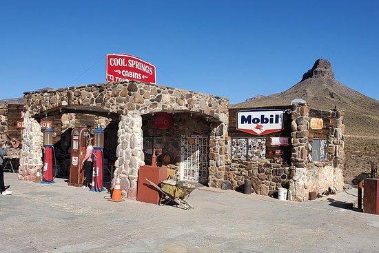 Private Nostalgic Route 66 Tour - Option 2