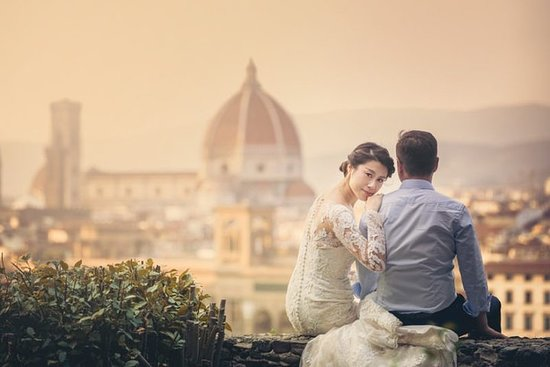 Honeymooners Florence Tour with...