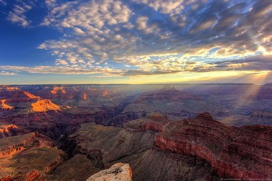 Grand Canyon West Small Group Tour from...