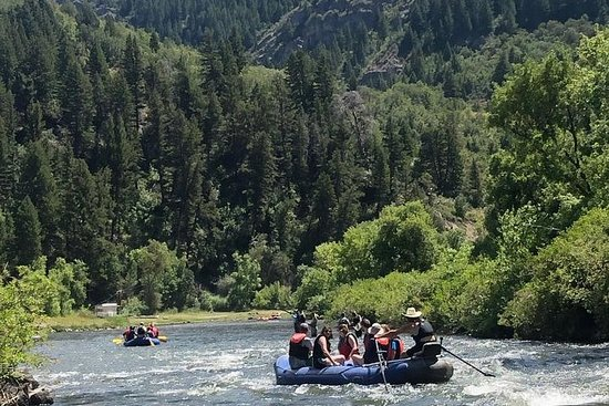 Private River Rafting and Kayaking Excursions!