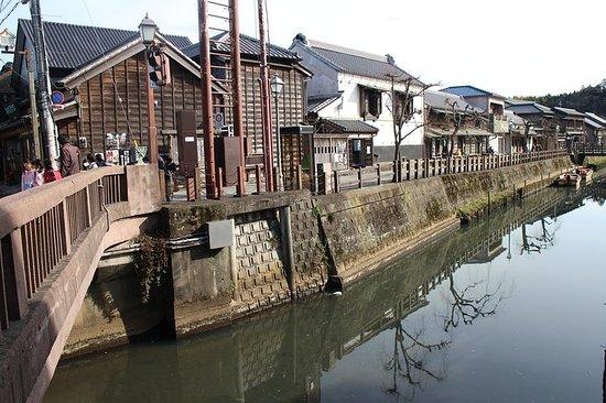 Viaggio vicino all'aeroporto di Narita; Riverside SAWARA e birreria