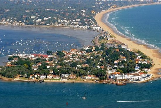 Private tour from Southampton: Sandbanks – Studland – Swanage - Corfe...