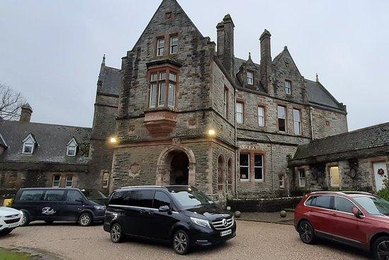Castle Leslie Estate To Dublin Airport or Dublin City Private...