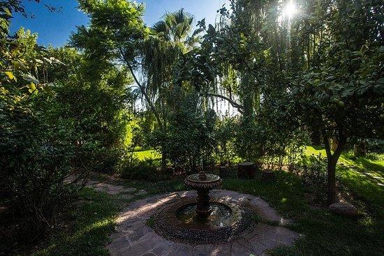 Ourika Garden Guided dagstur fra...