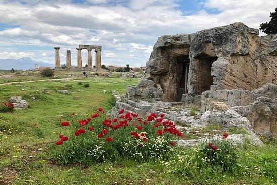 Mycenae Nafplio Epidaurus with lunch in...