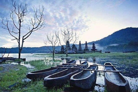 Trekking, Canoeing at Tamblingan and...