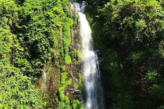 Journey to the Hidden Waterfalls...
