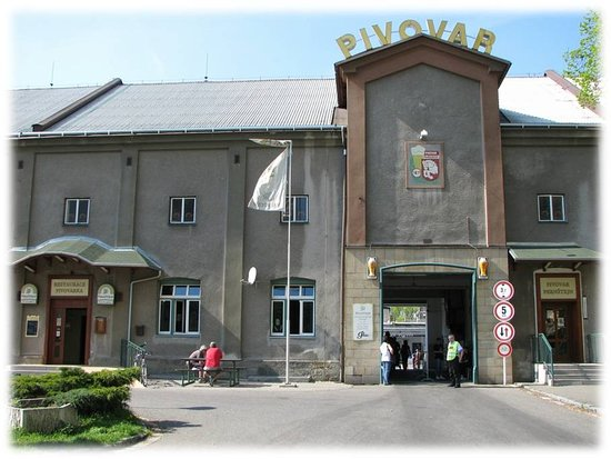 Pernstejn Brewery