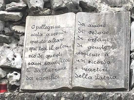 Monumento ai Caduti Guerra 1915 - 1918 di Villotta